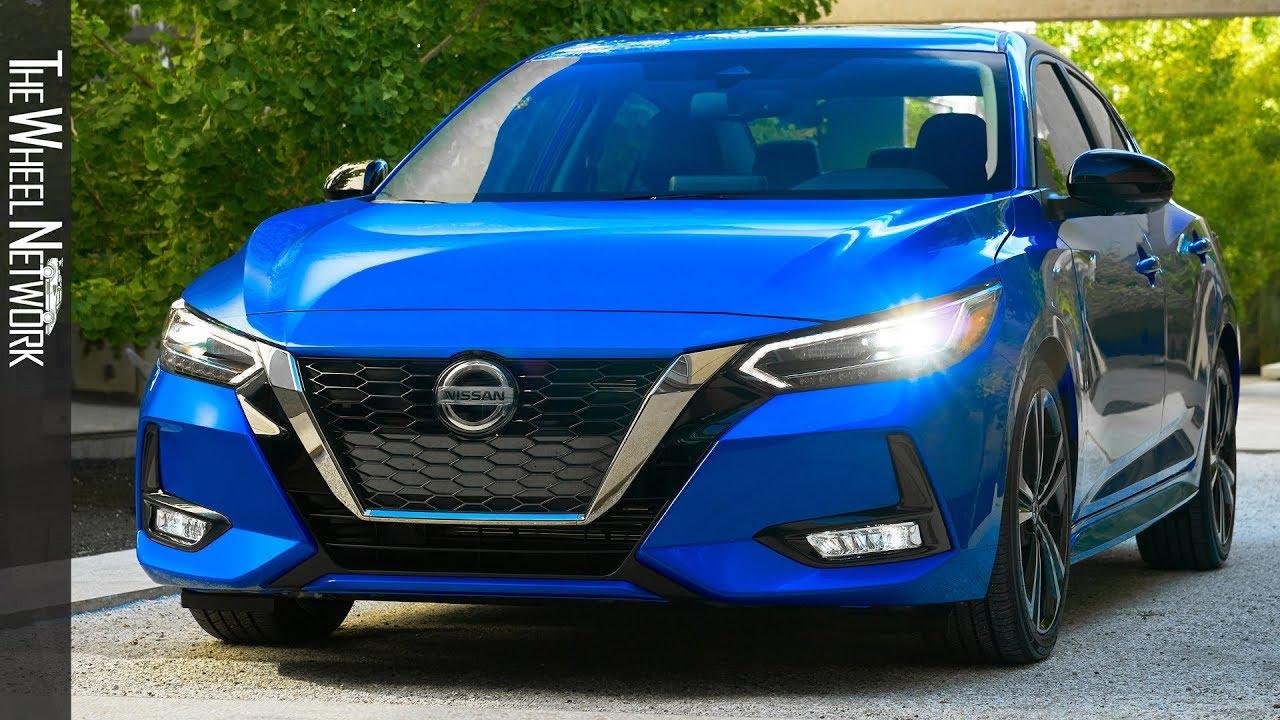 2020 Nissan Sentra Exterior Interior