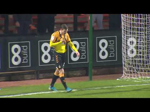Cambridge Utd Gillingham Goals And Highlights