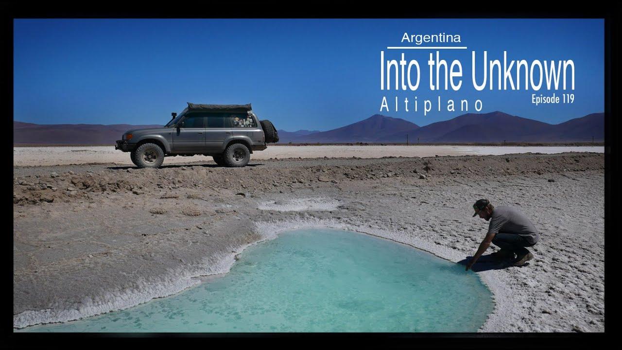 Into the Altiplano