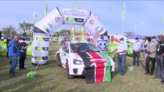 Rajiv Ruperelia takes lessons from Kenya rally