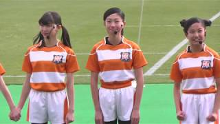 20171228 私立輝女学園KAGAJO☆7 「(出囃子、自己紹介)」 第23回全国ジ...