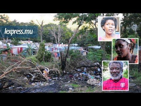 Cité-La-Cure: conditions inhumaines pour les squatters
