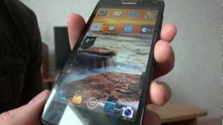 Обзор Huawei Ascend D1 U9500.