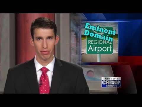 Supervisors Talk Eminent Domain and Regional Airport