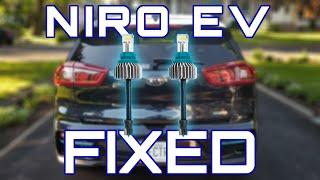 Kia Niro EV - Fix a lighting problem