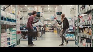 "Mikky Ekko - Smile ""Paper Towns"" Music Video"