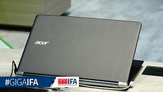 Acer Aspire V Nitro 15 & 17 Black Edition - Hands-On - GIGA.DE
