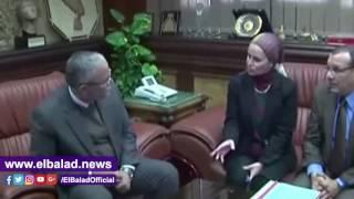 محافظة المنيا توقع اتفاقا مع وزارة التجارة لبدء تشغيل مصنع العسل الأسود.. فيديو وصور