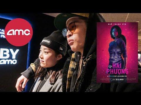 Sự Thật Phim HAI PHƯỢNG Chiếu ở Mỹ?? | Rạp Phim Mỹ vs. Rạp Phim VN