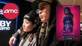 Sự Thật Phim HAI PHƯỢNG Chiếu ở Mỹ??   Rạp Phim Mỹ vs. Rạp Phim VN