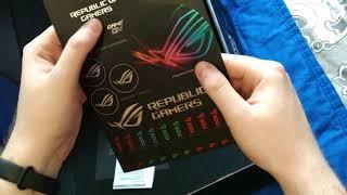 обзор Материнской платы Asus ROG Strix X470-F Gaming из Rozetka