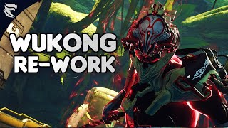 warframe: Wukong Re-work Impressions
