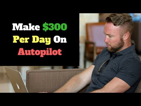 How To make $300 Per Day With Automated Websites! (NOT FLIPP