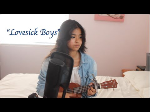 Lovesick Boys - Conan Gray (Cover by Regina Pimentel)