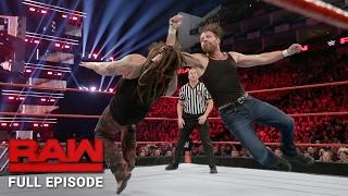 WWE RAW Full Episode, 8 May 2017