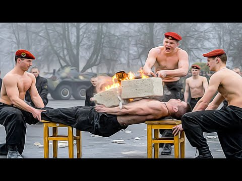 Russian Spetsnaz - Training