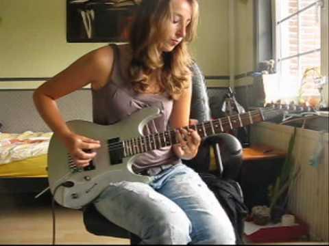 Papa Roach - Last Resort (Guitar cover)