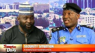 Kaduna Violence: Analyst Advocates Overhaul Of Security Architecture, Moshood Disagrees Pt.2