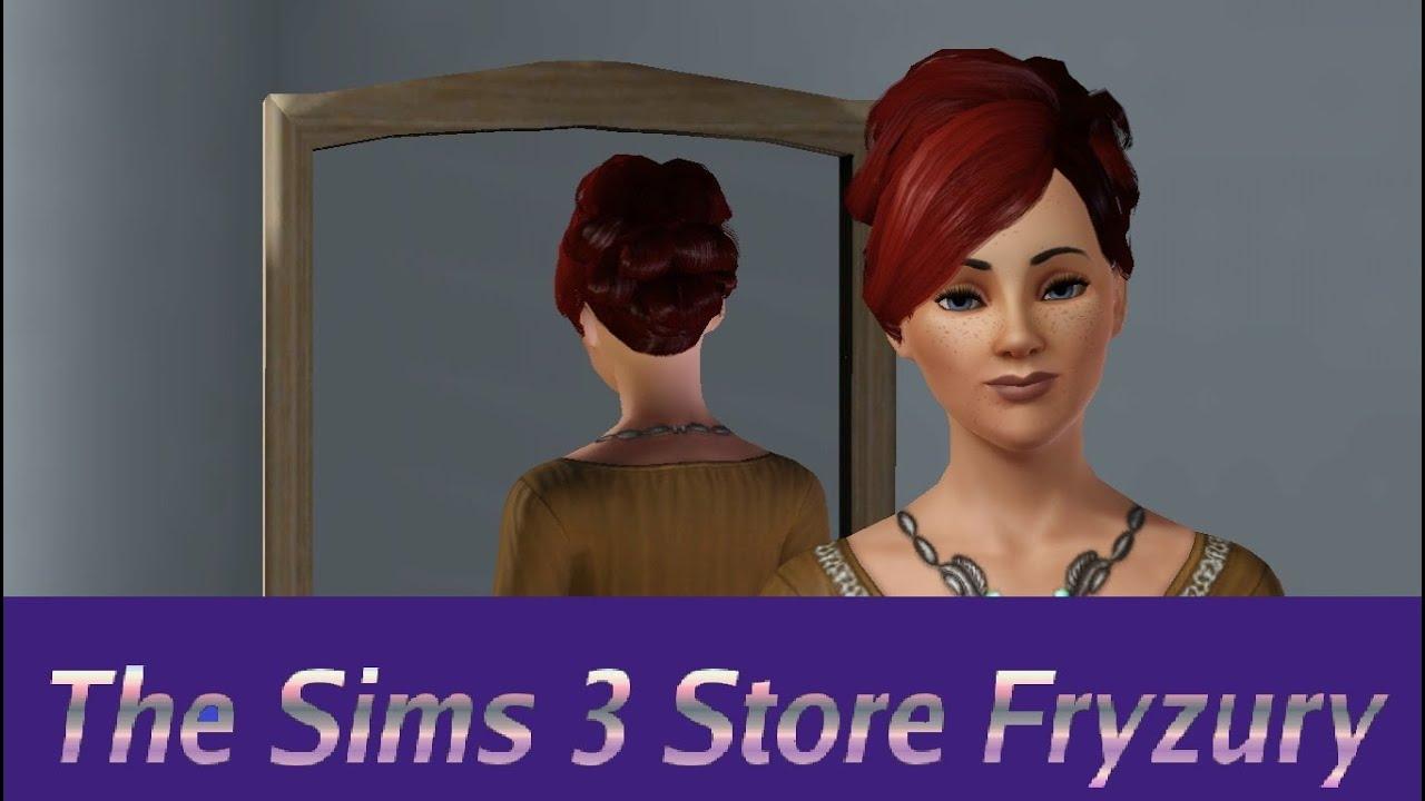 The Sims 3 Store Posiadane Fryzury