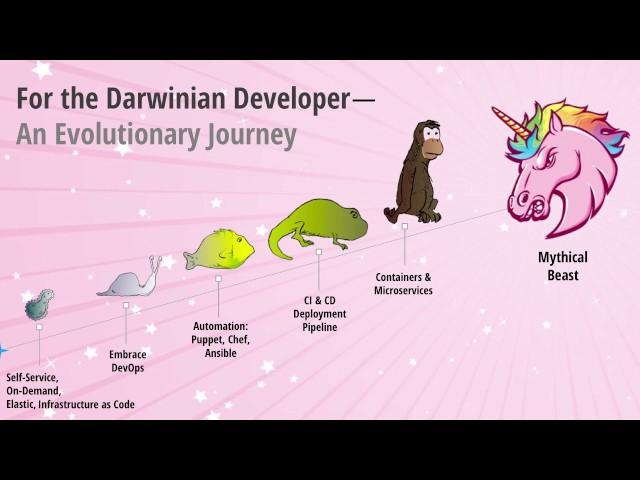 A developer's journey through DevOps