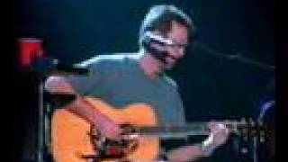 "Eric Clapton - ""Malted Milk"" Fillmore West 1994"