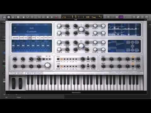 Tone 2 Nemesis: Osc C/ Sub C