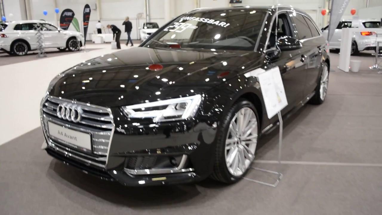 2017 New Audi A4 Avant Exterior And Interior