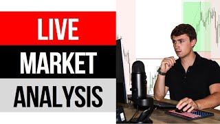 Forex Trading LIVE Market Analysis 2-13-2020