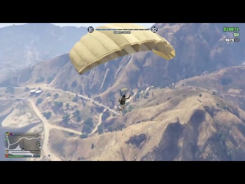 GTA 5 roleplaying United Army corps