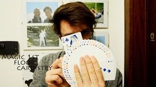 Magic First Floor Cardistry - Jack Nobile