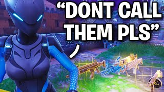 I fake called the POLICE!! on HIM👮‍♀️🚔 (Scammer Get Scammed) Fortnite Save The World