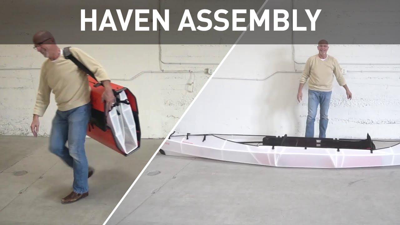 Oru Haven Fold Up Kayak