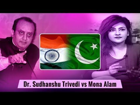 Dr  Sudhanshu Trivedi vs Mona Alam