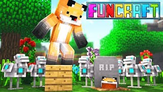 One of SeaPeeKay's most viewed videos: I GOT OP, THEN LOST EVERYTHING - Minecraft Funcraft EP 03