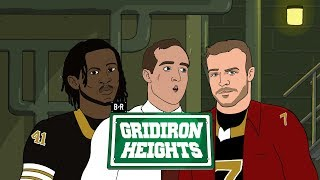 Drew Brees Goes Full-on Edward Norton in 'Fight Club' | Gridiron Heights S3E15