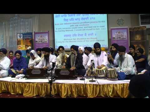 Bhai Manmohan Singh California - Derby Smagam 2014 Sunday Rhensabhi