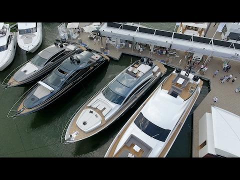 FOSTER MARINE W De Antonio Yachts In Miami Beach Florida