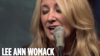 "Lee Ann Womack ""Chances Are"" // SiriusXM // Outlaw Country"