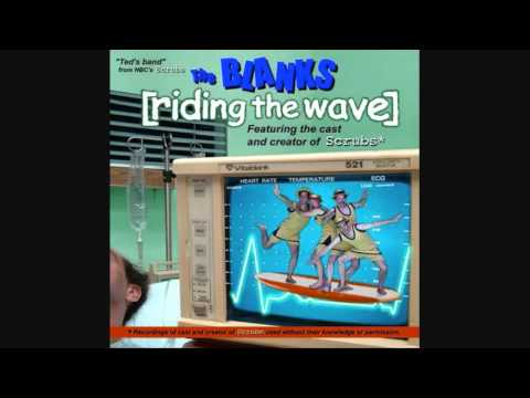 The Blanks -  By Mennen - D Major  - Riding the Wave - Lyrics (2004) HQ mp3