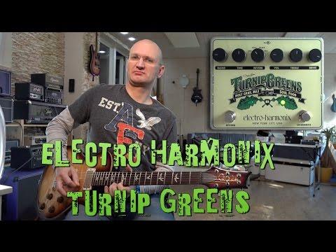 Electro Harmonix - Turnip Greens - In Depth Review