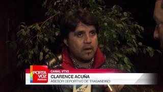 Sergio Vargas es el nuevo DT de Trasandino de Los Andes