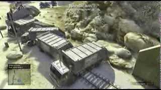 #114【GTA5】ゴミ収集車を横縦に置いたら列車止まるんじゃね!! thumbnail