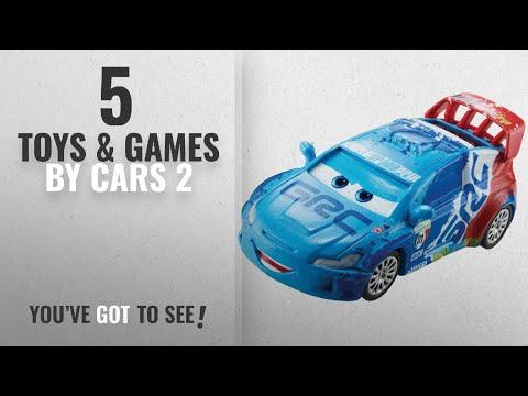 Top 10 Cars 2 Toys & Games [2018]: Disney/Pixar Cars Raoul CaRoule Vehicle