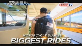 Motorcycle Diaries: Asian and European Expeditions