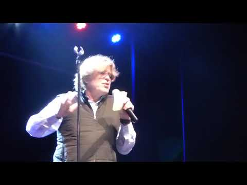 Peter Noone Herman's Hermits Soundcheck Saban Theater 1/20/2018