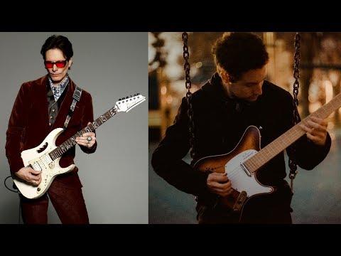 Steve Vai: Plini Is The FUTURE Of Guitar Music!