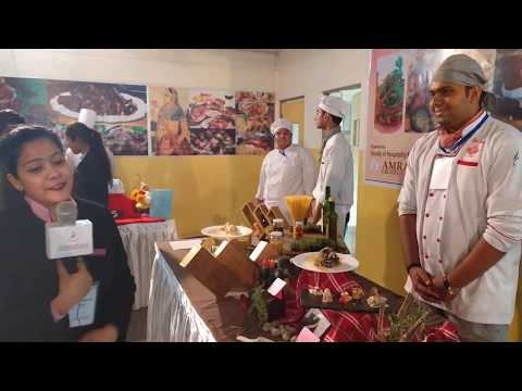 Abhyudaya 2020 | Amrapali Institute Of Hotel Management | International Cuisine Competition