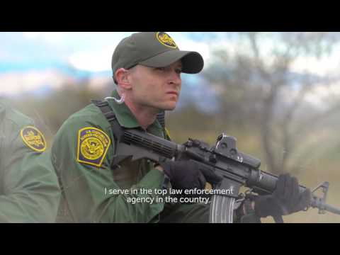 CBP: Serve in Federal Law Enforcement