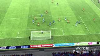 Football Manager 2013 Video Blogs: Match Engine 2 (English version)