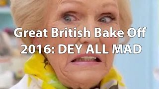 The Great British Bake Off 2016 - S07E01 Highlights
